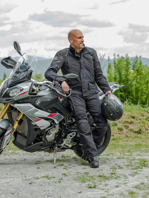 STADLER gelamineerde gore tex motorkleding